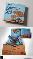 The Friendly Fish Book by VisionHaus