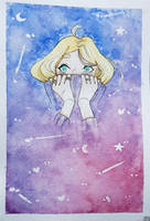 We'll be, we'll be counting stars by La-Roussse