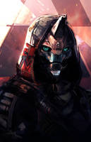 Cayde-6 by pahnts