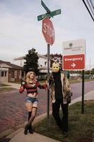 Freddy vs Jason: Coming To A Street Near You by HarleyTheSirenxoxo