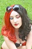 Close Up: New 52 Harley Quinn by HarleyTheSirenxoxo