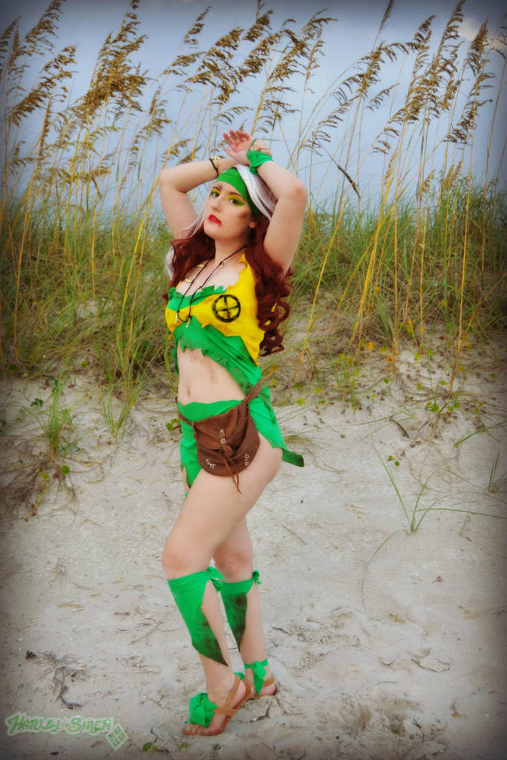 Savage Land Rogue: Passing Time by HarleyTheSirenxoxo