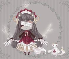 MYO Blind Lace Amaranto By Kirwet99