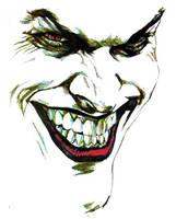 The Joker by P-I-L-L-Z