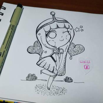 Sweet Princess by Lii07