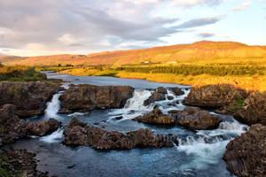 Glanni Falls by Daemare