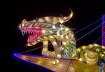 White Light Dragon by Daemare