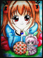 Sugar...12..My Drawing Entry. by patpat0909