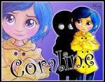 Coraline by patpat0909