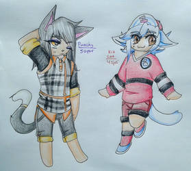 Kemonomimi Adopts 2: CLOSED by NejiShadowAdopts