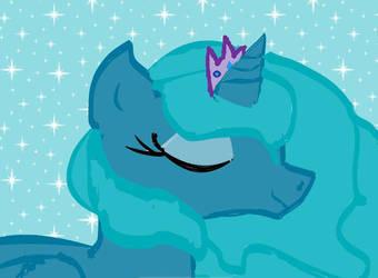 Princess Tundra by rosethorn413