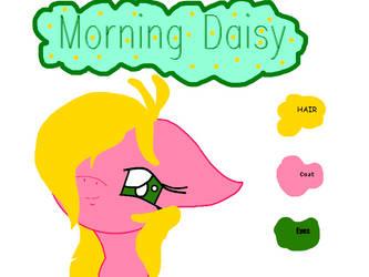 Morning Daisy ref. by rosethorn413