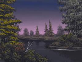 s06e01 Blue River by FilKearney