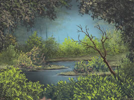 Marshlands by FilKearney