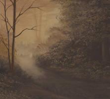 Golden Morning by FilKearney