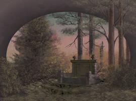 Forgotten Throne by FilKearney