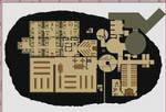 Floating Arcana - 1st floor Map by FilKearney