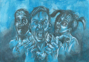 Hofsnas Trio by twistedmentality