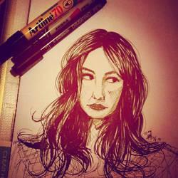 DW: Amy Pond by mk17design
