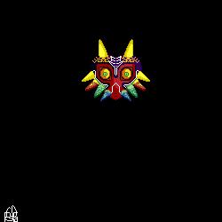 Majora's Mask. by PixelShirani