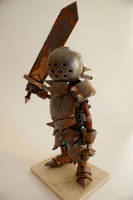 Goblin Freelancer by SpaceCowSmith