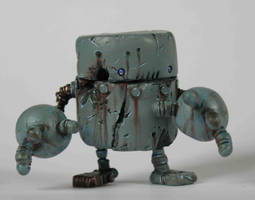 Rusty Robots by SpaceCowSmith