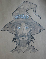 Rincewind by SpaceCowSmith