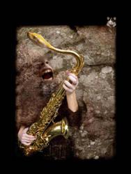 Mousic nightmare by pedroluispalencia
