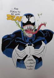 Venom by KazerOnDA