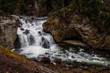 Falls III by knoose