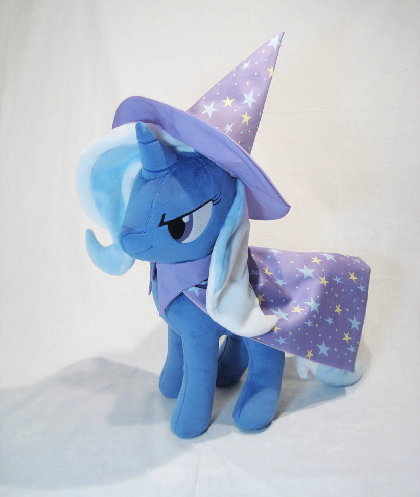 The Great and Powerful Trixie by PlanetPlush