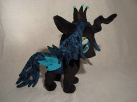 Chrysalis filly by PlanetPlush