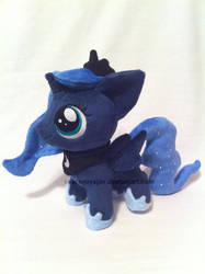 To the moon! by PlanetPlush