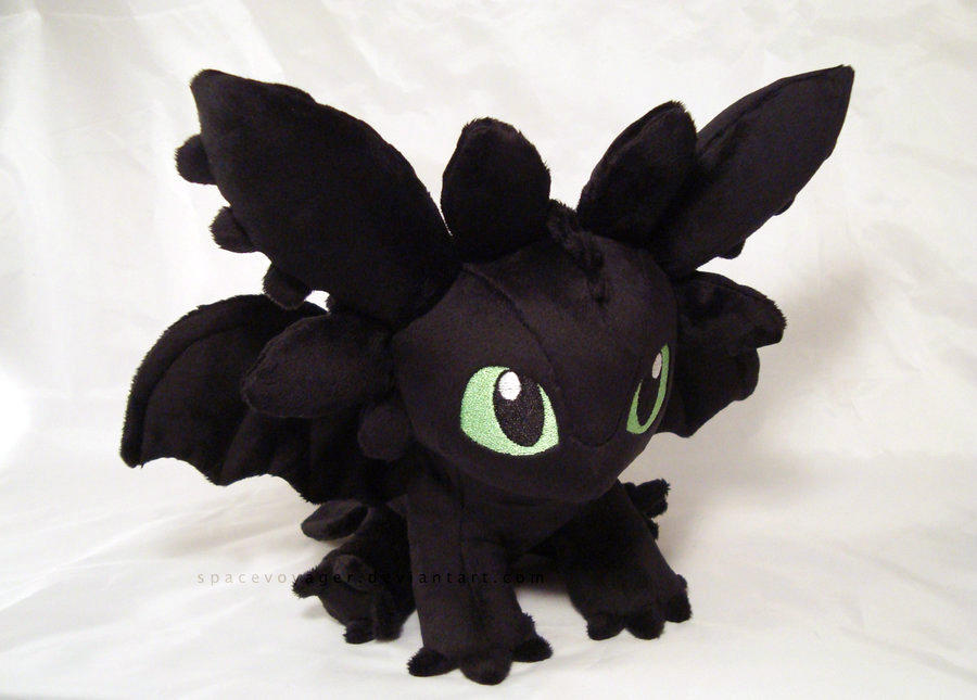 Toothless by PlanetPlush
