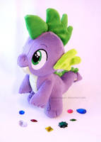 Spike the Dragon by PlanetPlush