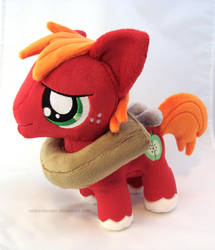 Peter New's Little Big Mac by PlanetPlush