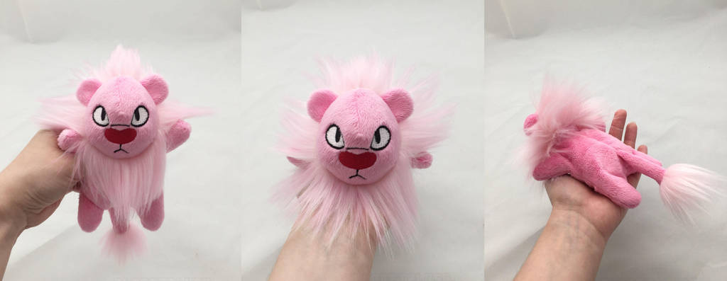 Steven Universe Lion Kuttari Available Now By Planetplush On