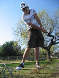 My Awsome Golf Swing by Kuatsimoto
