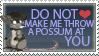 POSSUM by HisMissDolly