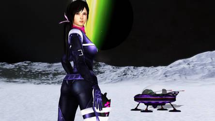 Kokoro-Cosmic-Girl-2 (Update) by YellowMyDevil