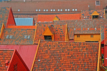 Rooftops by funky3k