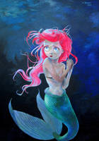 Little Ariel by skaari