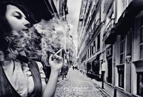 smoke by nurtanrioven