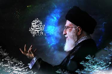 Imam khamenei by vaslgraph