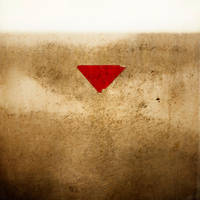 Red Triangle by Poromaa
