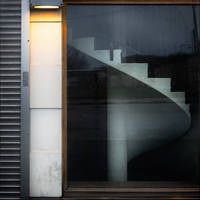 Stairwell by Poromaa