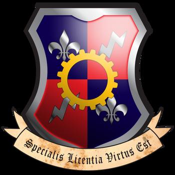 149th Signal Company Shield by gotdesign
