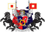 149th Signal Coat of Arms by gotdesign