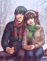 Warmth in Winter by zanazac