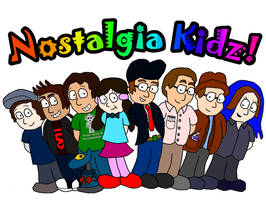 Nostalgia Kidz by SuperAshBro